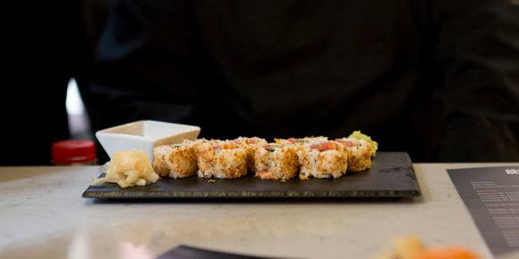 bandeja sushi en murcia